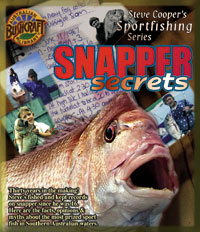 Snapper Secrets DVD
